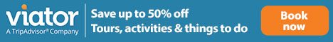Save up to 50% on tours and activities - Viator.com